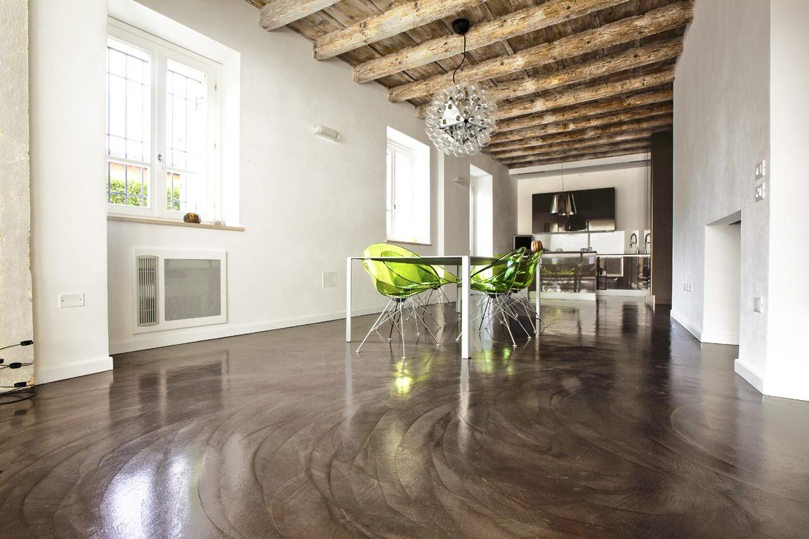 Pavimenti in resina colore cesena for Lavori in resina